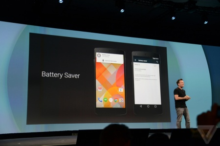 Android L - Battery Saver