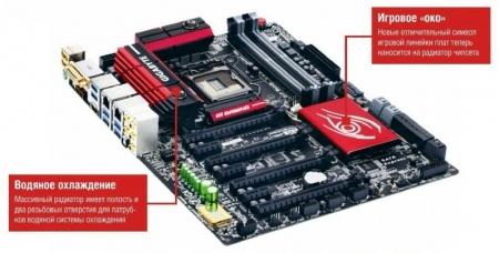 Обзор Gigabyte GA-Z97X-Gaming Gl W1FI-BK  для Геймеров