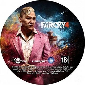 FARCRY 4 Cover