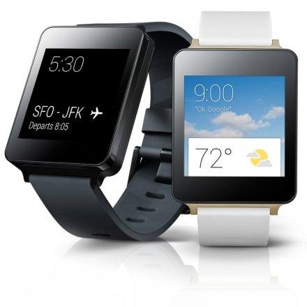 G WATCH умные часы от LG