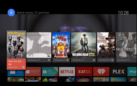 Google I/O 2014 - Android TV