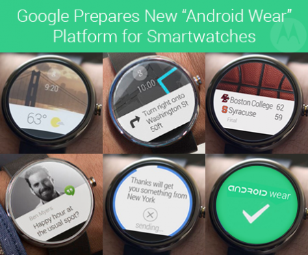 Google I/O 2014 - Android Wear