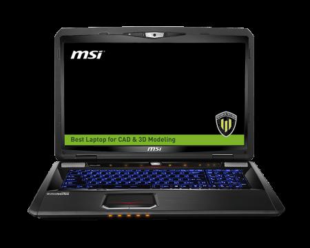 MSI анонсировала новую серию ноутбуков WT