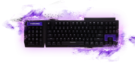 Tesoro Tizona G2N клавиатура для игроманов