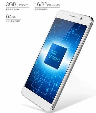 Huawei  Honor 6 конкурент iPhone 6 и Galaxy S6