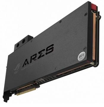 Флагманская видеокарта ASUS ROG ARES III