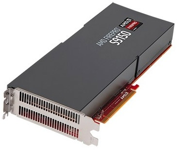Обзор Серверный графический процессор FirePro S9150