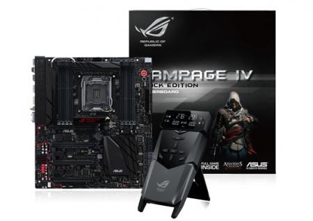 Обзор материнской платы ASUS Rampage IV Black Edition