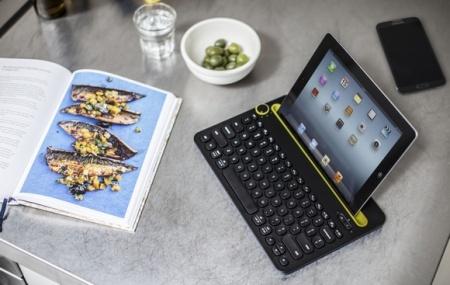 Универсальная клавиатура Logitech K480