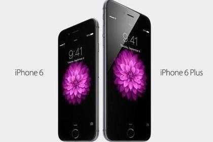 Анонс новых iPhone 6 и iPhone 6 Plus