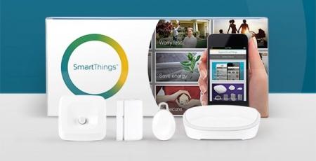 Samsung приобретает разработчика систем для Умного дома