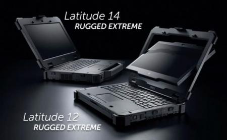 Сверхзащищенные ноутбуки  Dell Latitude Rugged Extreme
