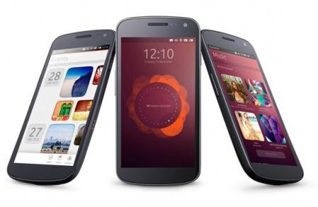 Смартфон на Ubuntu Touch