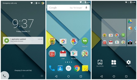 Android 5.0 Lollipop - что нового ?