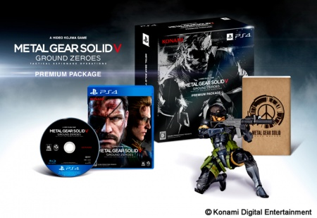 Обзор Metal Gear Solid V Ground Zeroes