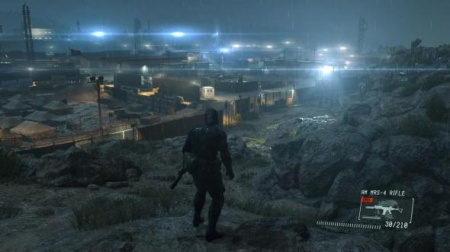 Game Play Metal Gear Solid V Ground Zeroes