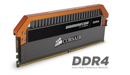 Комплект памяти Corsair Dominator Platinum DDR4-3400