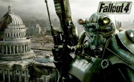 FALLOUT 4 Атомный взрыв