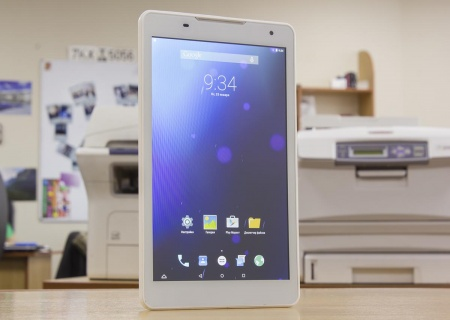 Обзор фаблета bb-mobile Topol' LTE