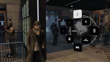 Обзор геймплея Watch Dogs