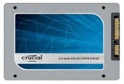 Crucial MX100 – 256-гигабайтный SSD