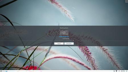 KDE Plasma 5.0 с темой Breeze Img №3