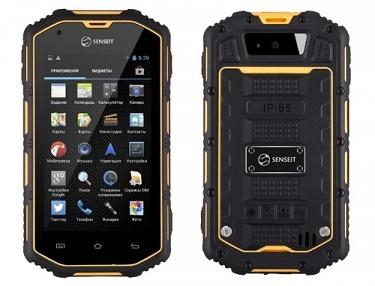 Защищенный смартфон  SENSEIT R390