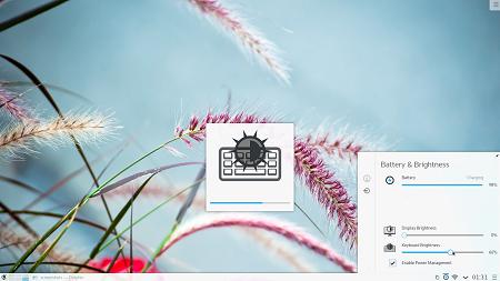 KDE Plasma 5.0 с темой Breeze Img №2