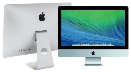 Обзор Apple iMac 21.5