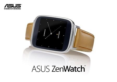 Умные часы  Asus ZenWatch
