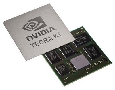 Суперпроцессор Tegra K1 Denver для Android