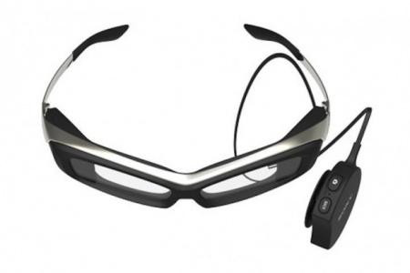Обзор Sony SmartEyeglass - умные очки