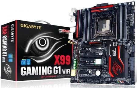 Обзор Gigabyte X-99 Gaming G1 WIFI