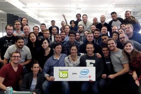 Intel приобрела создателей менеджера паролей PasswordBox