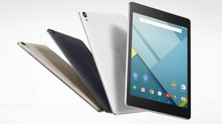Анонс HTC Nexus 9, 9-дюймовый планшет с Android 5.0 и SoC nVidia Tegra K1