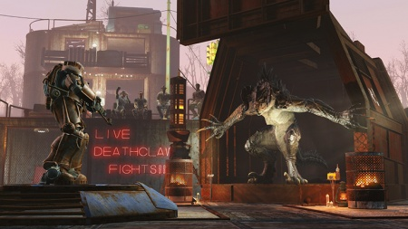 Подготовлен первый пакет дополнений для Fallout 4